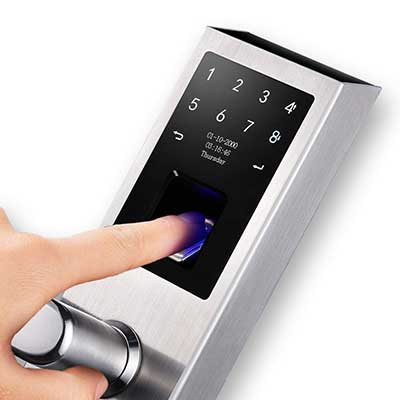 AIGURD Biometric Smart Fingerprint Door Lock