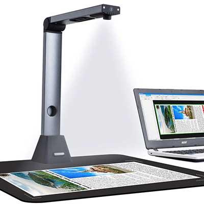 5. ICODIS Document Camera X3 Portable Scanner