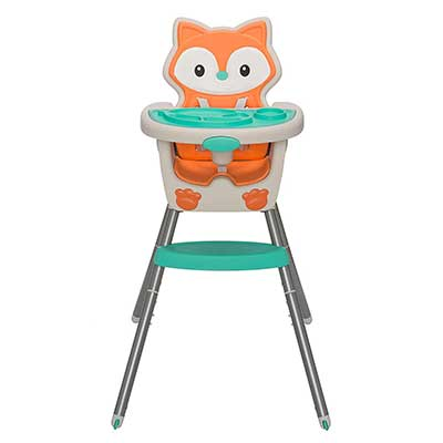 Infantino Grow-with-me 4-in-1 Convertible High Chair