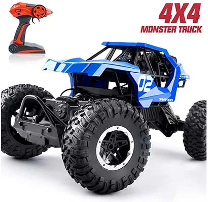 RC Truck Remote Control Car- RC Offroad Truck