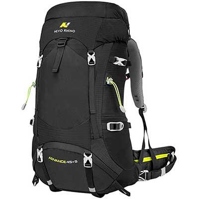 4. NEVO RHINO 50L/60L/80L Internal Frame Backpack