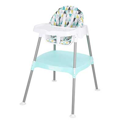 Evenflo 4-in-1 Eat Grow Convertible High Chair