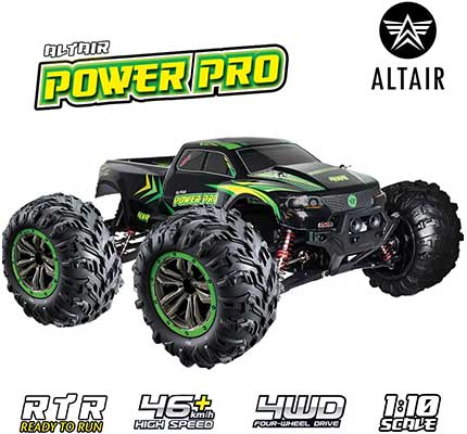 Altair Fast Remote Control Truck