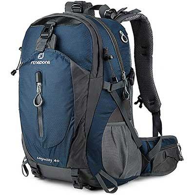 3. FENGDONG 40L Waterproof Lightweight Hiking Backpack
