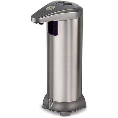Zipu Battery Operated Waterproof Automatic Soap Dispenser