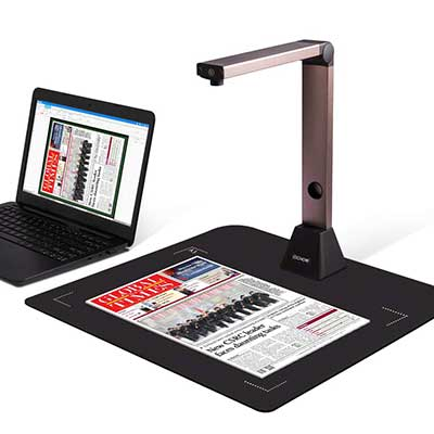 Document Camera High Definition Portable Scanner