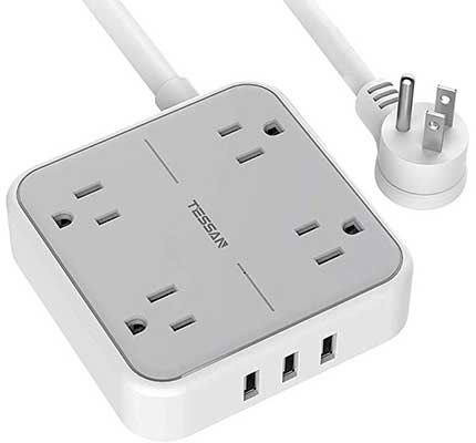 Power Strip with USB