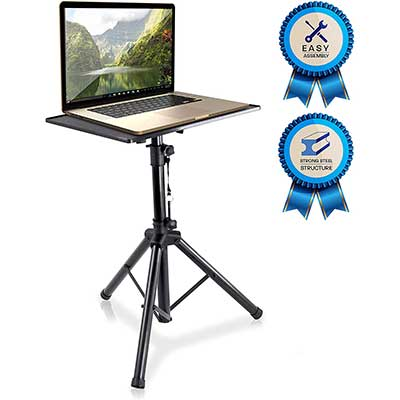 Pro Universal Device Stand – DJ Laptop Projector Stand