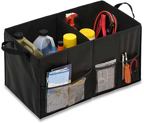 Honey-Can-Do Folding Car Trunk Organizer