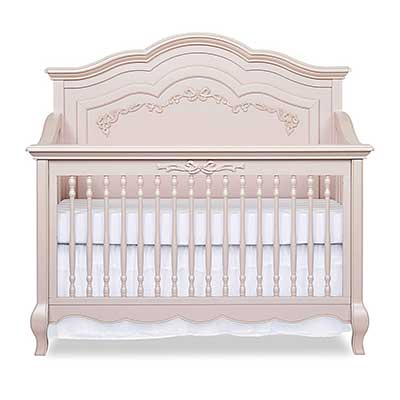 Evolur Aurora 5-in-1 Convertible Crib