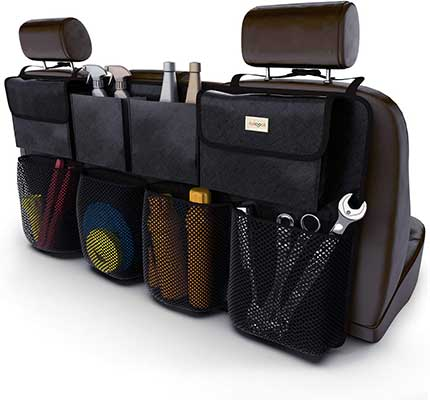 SURDOCA Car Space Saving Trunk Organizer