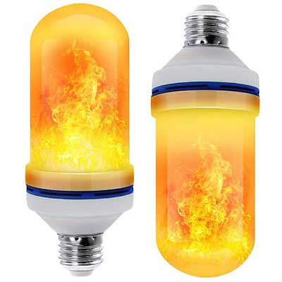 CPPSLEE – LED Flame Effect Light Bulb