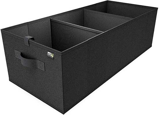 MIU COLOR Portable Foldable Car Trunk Organizer