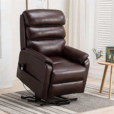 Irene House Dual Motor Power Lift Chair – Lays Flat