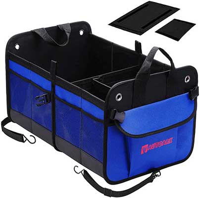 Autoark AK-092 Multipurpose Car SUV Trunk Organizer