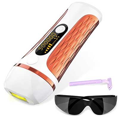 ProCIV IPL Laser Hair Removal for Women