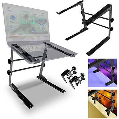 AxcessAbles LTS-02 Height/Adjustable Tabletop Stand