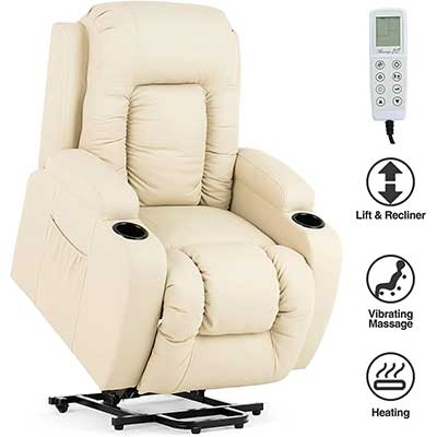 Mecor Power Lift Chair, Lift Recliner for Elderly
