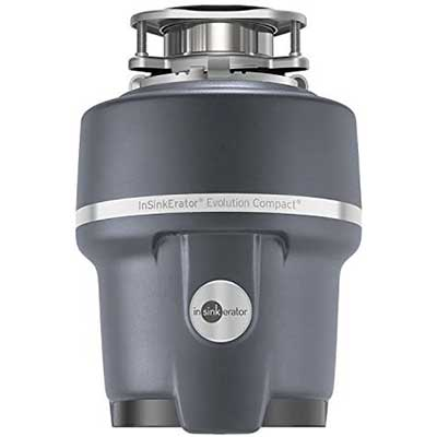 ¾ HP Compact Garbage Disposal