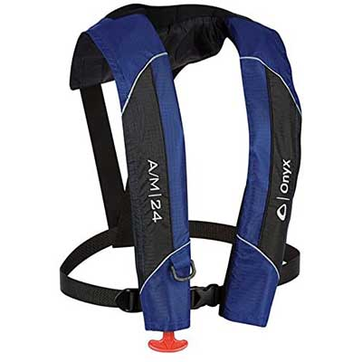 ABSOLUTE OUTDOOR Onyx A/M-24 Inflatable Life Jacket
