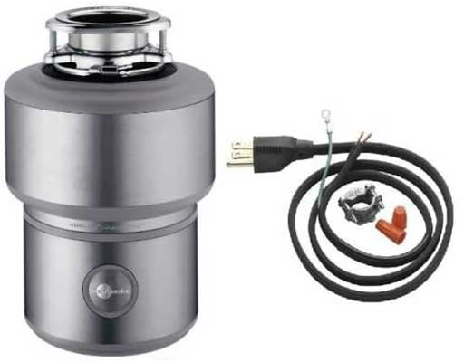 1 HP Excel Garbage Disposal W/C