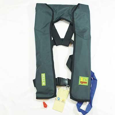 Lifesaving Pro Automatic/Manual Inflatable Life Jacket