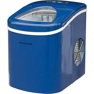 Frigidaire Portable Compact Maker, Counter Top Ice Making Machine