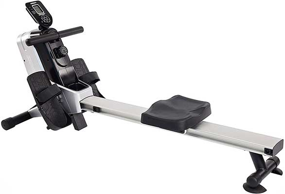 Stamina Multi-Level Magnetic Resistance Compact Rower