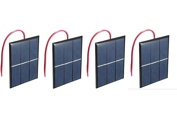 AMX3d Micro Mini Solar Cells Multipack