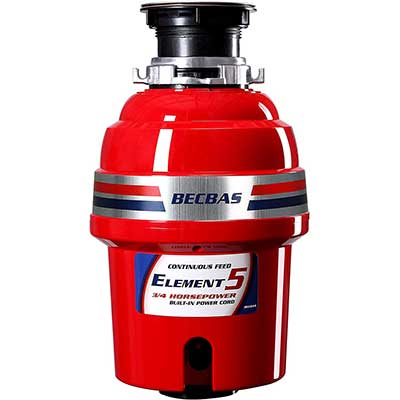 BECBAS ELEMENT 5 Garbage Disposal