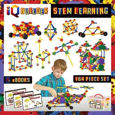 IQ Builder| STEM Learning Toys