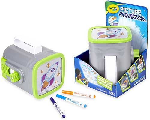 Crayola Picture Projector, Night Light Projector