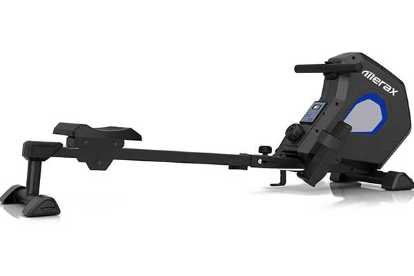 Merax Magnetic Adjustable Resistance Rowing Machine