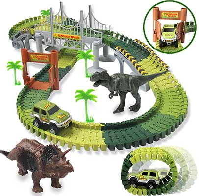 HOMOFY Dinosaur Toys 142 Pcs