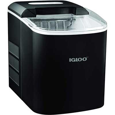 Igloo ICEB26BK Portable Electric Countertop Ice Maker