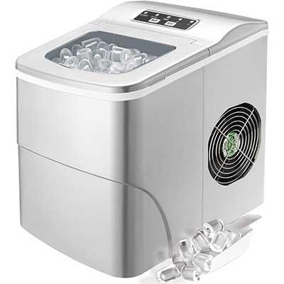 Antarctic Star Countertop Portable Ice Maker Machine