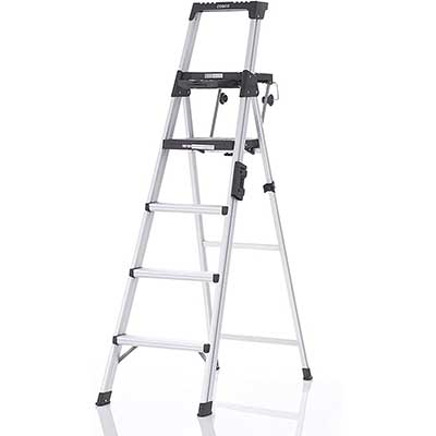 COSCO 2061AABLKE Signature Series Step Ladder