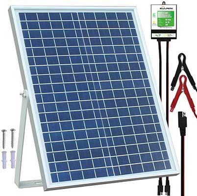 SOLPERK 20W Solar Panel