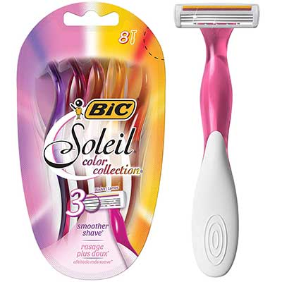 BIC Soleil Disposable Razors for Women