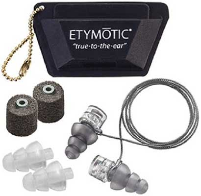 Etymotic Research ER20XS High-Fidelity Earplugs