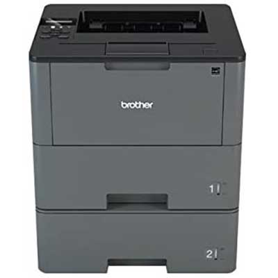 Brother Monochrome Laser Printer, HL-L6200DWT