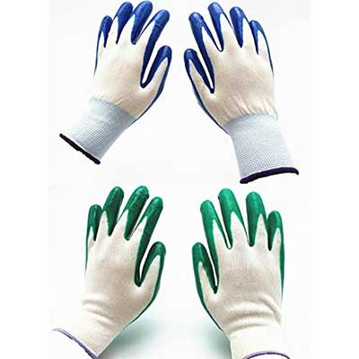 7 Pairs Pack SKYTREE Gardening Gloves