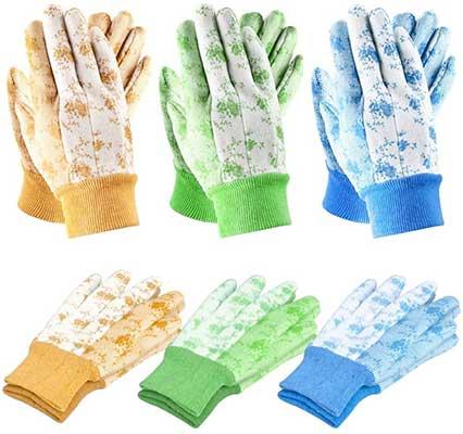 SEUROINT Gardening Gloves for Men and Women