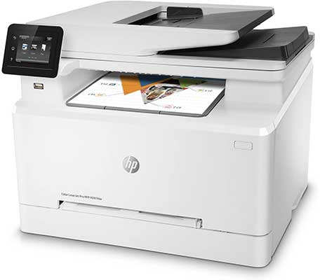 HP LaserJet Pro M281fdw All in One Wireless Laser Printer