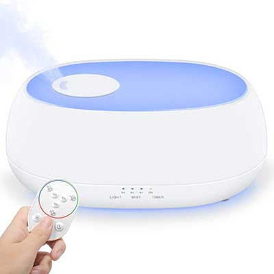 MADETEC Humidifier for Bedroom and Baby