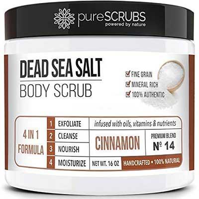 pureSCRUBS Premium Organic Body Scrub 0714477986