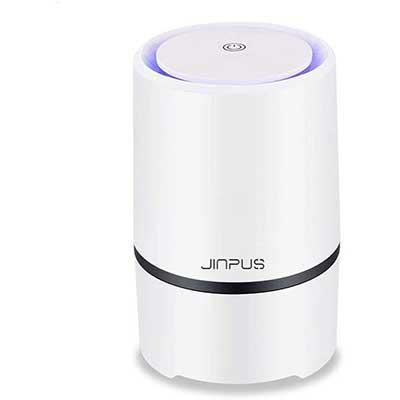 JINPUS Air Purifier Small Air Cleaner