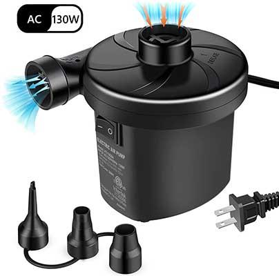 semai Electric Air Pump Portable