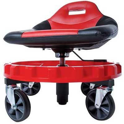 Traxion 2-700 Pro-Gear Mobile Rolling Gear Seat