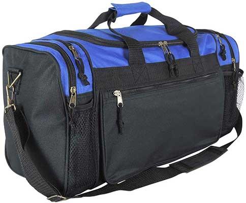 DALIX Sports Duffle Bag